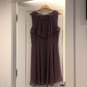 Lilac sleeveless H&M dress